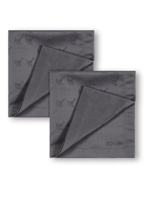 JOOP! 2er-Set Servietten FADED CORNFLOWER