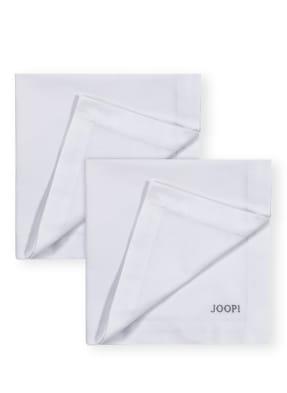 JOOP! 2er-Set Servietten STITCH