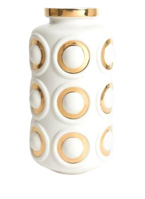 JONATHAN ADLER Vase FUTURA CIRCLES