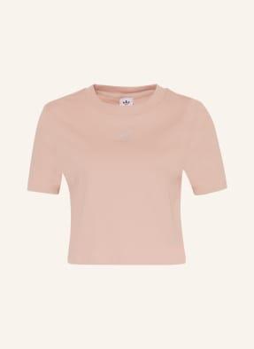adidas Originals Cropped-Shirt mit Schmucksteinbesatz