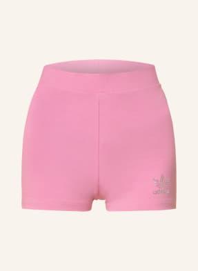 adidas Originals Shorts mit Schmucksteinbesatz