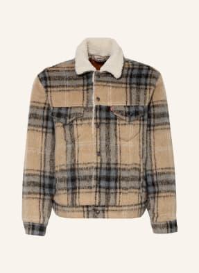 Levi's® Overjacket mit Teddyfell