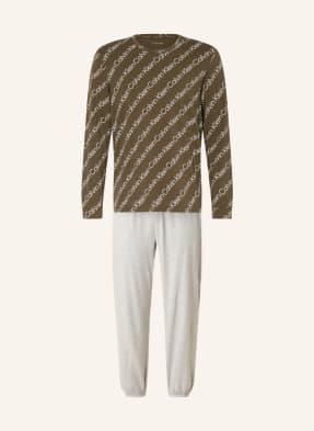 Calvin Klein Schlafanzug MODERN STRUCTURE