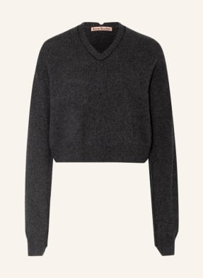 Acne Studios Cropped-Pullover mit Cashmere