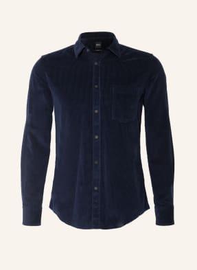 BOSS Cord-Overshirt RIOU