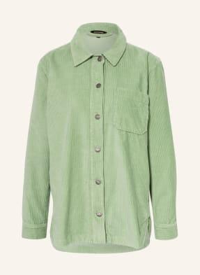 MORE & MORE Cord-Overshirt