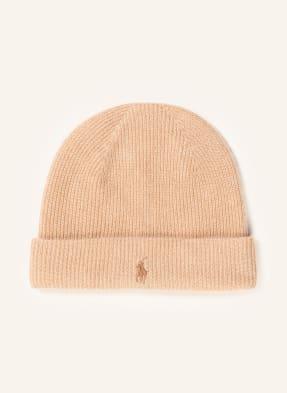 POLO RALPH LAUREN Cashmere-Mütze