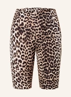 GANNI Biker-Shorts