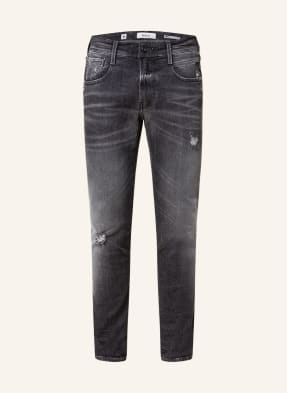 REPLAY Destroyed Jeans Slim Fit