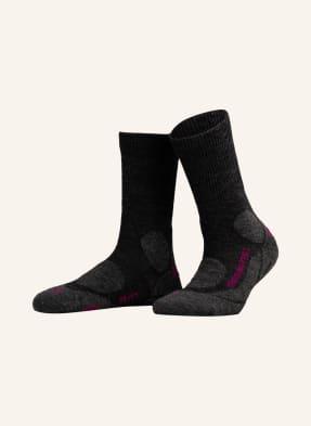 P.A.C. Trekking-Socken TR 6.1 MEDIUM mit Merinowolle