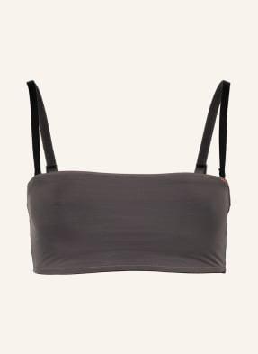 Calvin Klein Bandeau-BH mit abnehmbaren Trägern