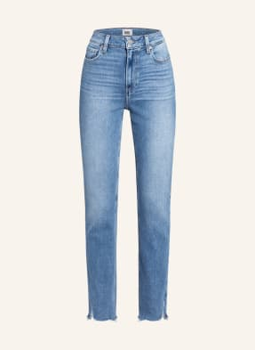 PAIGE Straight Jeans CINDY