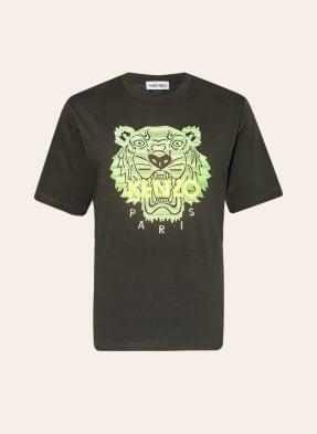 KENZO T-Shirt NEON TIGER