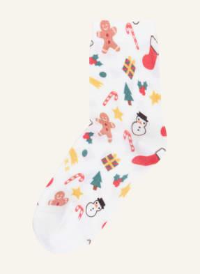 FALKE Socken X-MAS PRINT