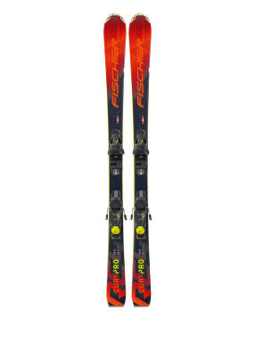 FISCHER Ski RC4 THE CURV PRO + FJ7 GW AC SLR
