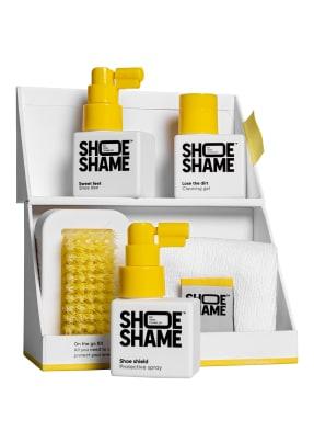SHOE SHAME 5-tlg. Schuh-Reinigungsset ON THE GO