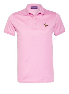 RALPH LAUREN PURPLE LABEL Piqué-Poloshirt