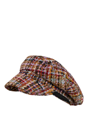 LOEVENICH Bouclé-Mütze
