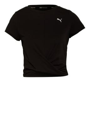 PUMA Cropped-Shirt TWISTED