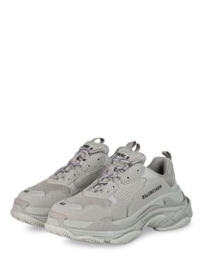 BALENCIAGA Plateau-Sneaker TRIPLE S