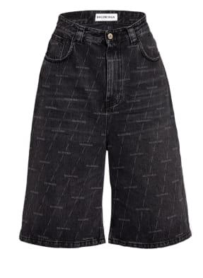 BALENCIAGA Jeans-Shorts KICK SKATE