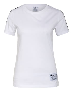 Champion T-Shirt mit Galonstreifen