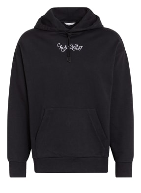 HOLZWEILER Oversized-Hoodie ORCHID