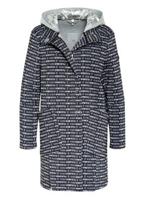SPORTALM Mantel mit abnehmbarer Kapuze