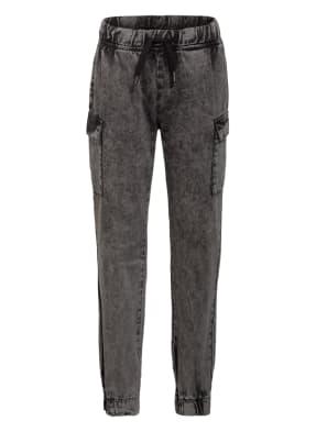 GUESS Cargohose aus Jeans