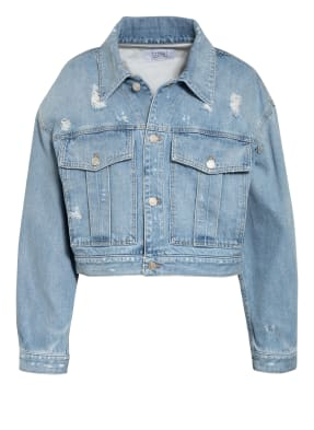 GIVENCHY Cropped-Jeansjacke