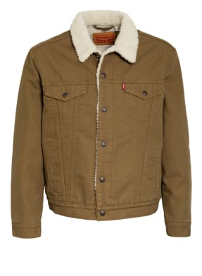Levi's® Jacke TRUCKER mit Teddyfellfutter