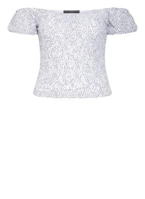 GUESS Blusenshirt SHARY aus Spitze