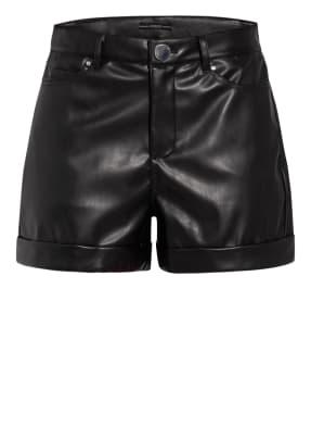 GUESS Shorts SIDNEY in Lederoptik
