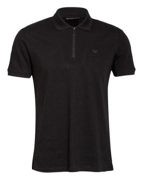 EMPORIO ARMANI Piqué-Poloshirt