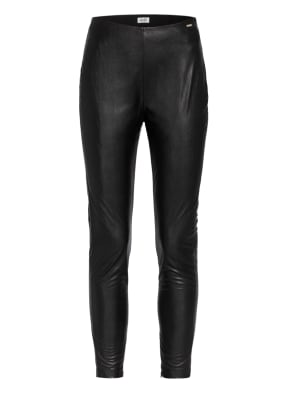 LIU JO Leggings in Lederoptik