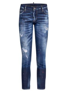 DSQUARED2 7/8-Destroyed Jeans JENNIFER