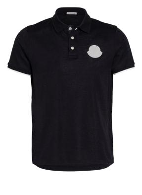 MONCLER Piqué-Poloshirt Regular Fit
