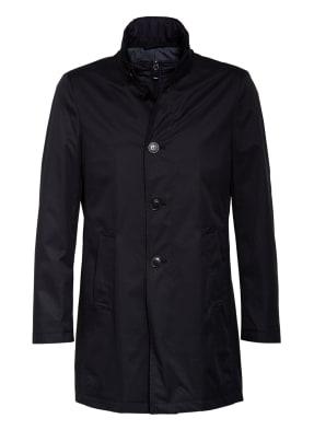 STROKESMAN'S Mantel mit herausnehmbarer Blende