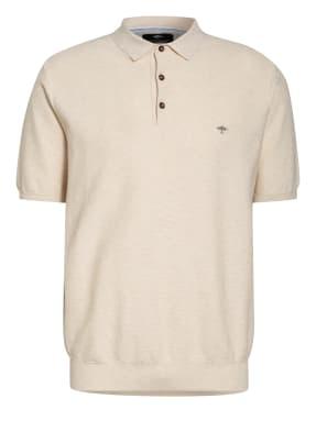 FYNCH-HATTON Piqué-Poloshirt Casual Fit
