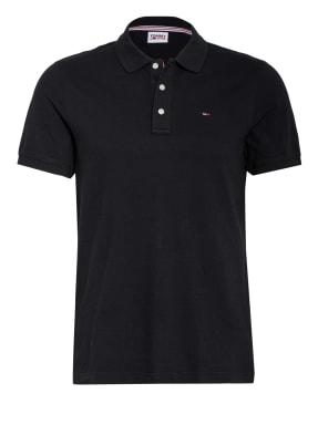 TOMMY JEANS Piqué-Poloshirt Slim Fit