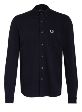 FRED PERRY Piqué-Hemd Regular Fit