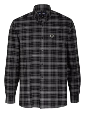 FRED PERRY Hemd Regular Fit