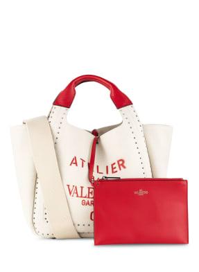 VALENTINO GARAVANI Handtasche ATELIER SMALL mit Pouch