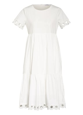 RIANI Kleid mit Lochspitze