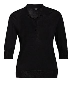 RIANI Strick-Poloshirt
