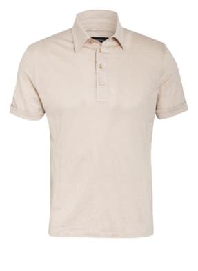 Ermenegildo Zegna Strick-Poloshirt aus Leinen