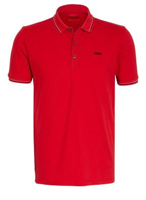 HUGO Piqué-Poloshirt DINOSO Slim Ft