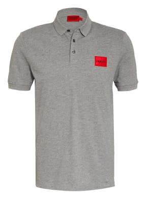 HUGO Piqué-Poloshirt DERESO Slim Fit