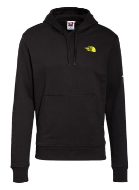 THE NORTH FACE Hoodie BLACK BOX