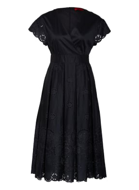 MAX & Co. Kleid ODE mit Lochspitze